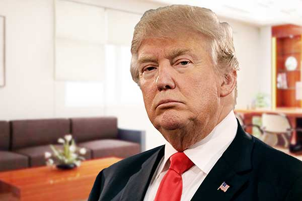 特朗普25年来首次跌出福布斯美国400人富豪榜
